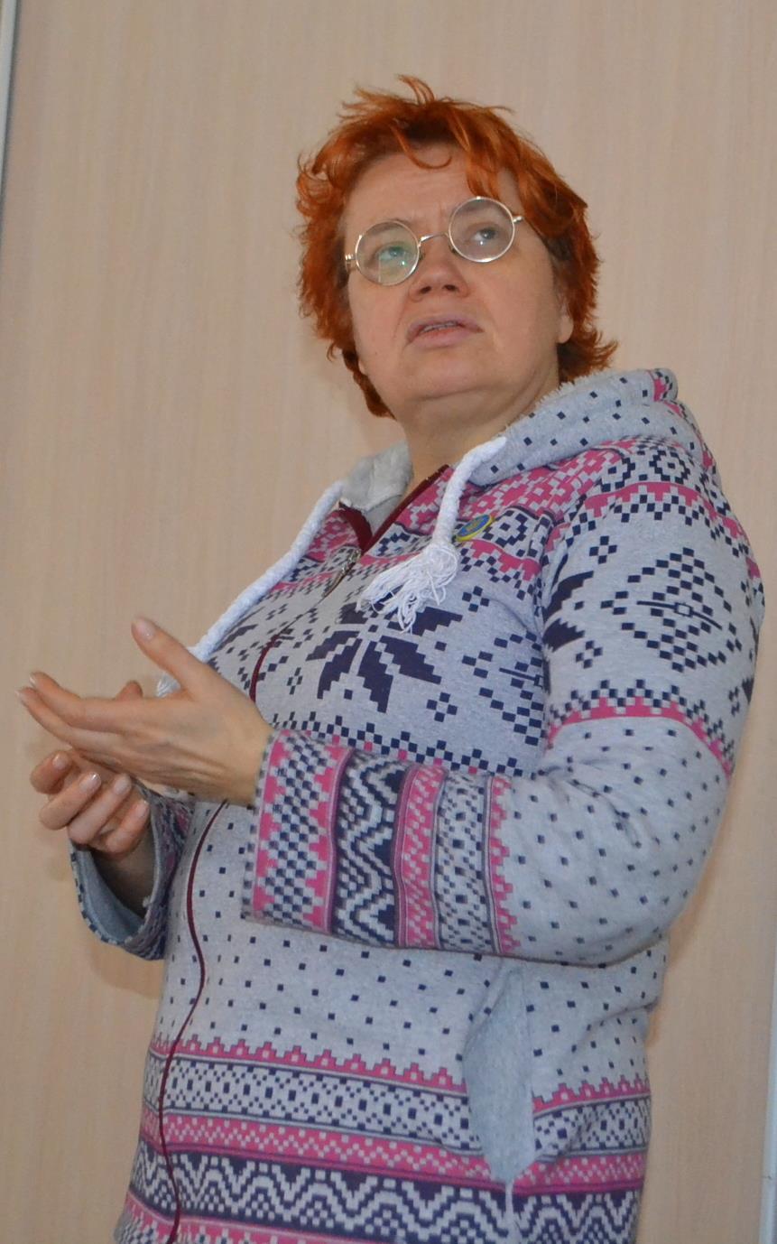 Наталка Зубар
