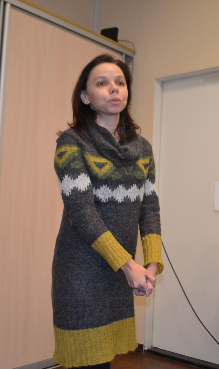 Олена Сирінська