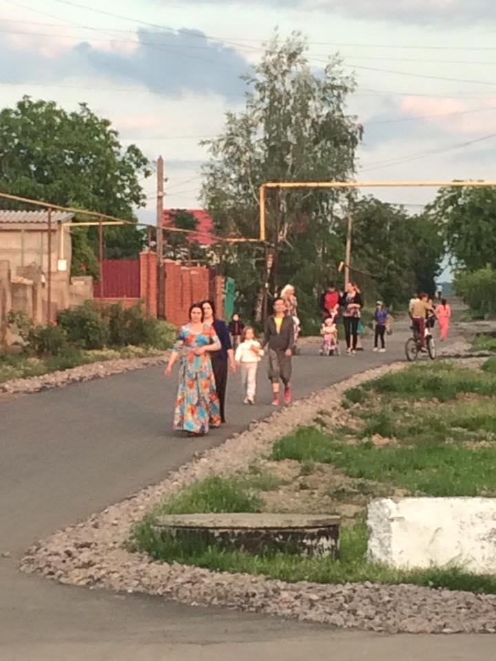 Роми Нерубайського відвідували фестиваль